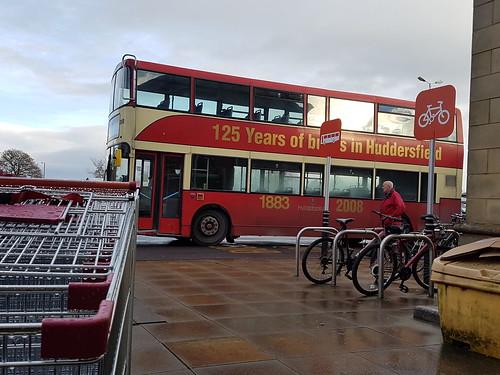 Connexionsbuses olympian T663 vwu