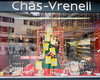Chäs Vreneli Cheese Shop Holiday Window Display. Münsterhof 7, Zürich, Switzerland (jag9889) Tags: cantonzurich jag9889 zurich holiday christmas santaclaus shop reflection switzerland windowdisplay 20161230 2016 europe cheese outdoor ch cantonofzurich display helvetia kantonzürich schweiz storewindow suisse suiza suizra svizzera swiss window zh zürich