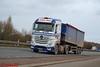 Mercedes Benz Actros MP4 'James Gray' reg AY66 NVG (erfmike51) Tags: mercedesbenzactrosmp4 truck artic bulktipper euro6 lorry jamesgray