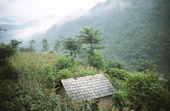 Beas Valley near Mandi (Niall Corbet) Tags: india himachalpradesh beas valley mandi mist himalaya himalayas