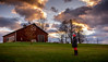Barn House. (gbenedicto) Tags: nature kentucky landscape greenery barn houses grass land