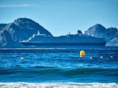 2016-10-02 17 45 47 (Pepe Fernández) Tags: cíes mar crucero transatlantico buque barco cunard queenelisabeth