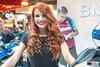 Eicma girls (OkFoto.it/News) Tags: eicmagirls fashion smile portrait girl beauty woman red expo milano motorshow pretty