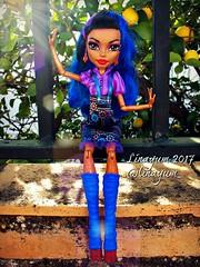 (Linayum) Tags: robecca robeccasteam mh monster monsterhigh mattel doll dolls muñecas toys juguetes linayum