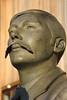 Herbert George Wells (ƒliçkrwåy) Tags: hg wells waroftheworlds author writer woking lightbox art artwork public sculpture wesley harland