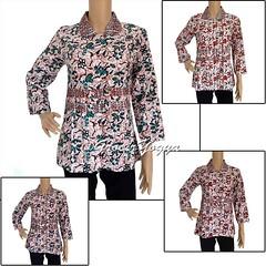 Grosir Blus Batik Kerja Daun-BLS4003 (brewok211) Tags: bajubatik bajuwanita batikmurah blus bluskerja pakaianwanita