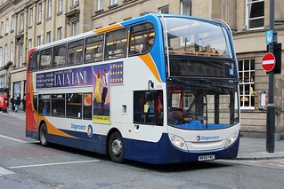 Stagecoach North East: 19436 / NK58 FMZ