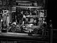 B&W LM2011 No7 Peugeot Driver Change AW & AD - P6122605 (Welsh Scrum Half) Tags: lemans lemans24heures olympuse3 motorsport peugeot carracing endurance enduranceracing peugeot908hdi sportscarracing racingcars throughthenight prototype sportsprototype