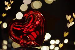 Happy Valentines Day (johnsinclair8888) Tags: sliderssunday nikon macro heart hearts bokeh sigma 105mm d750 johndavis red color valentine art brilliant affinityphoto bokehshapes macromondays