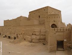 Persia, Meybod, Narin Castle, General view (taha ehsani) Tags: persia iran yazd meybod narin qaleh castle mudbrick stronghold medes achaemenid sassanid sarooj ancient firetemple 1000yearsbc