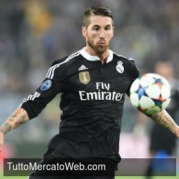 Real Madrid, Ramos vuole andare via: City, United e PSG su di lui