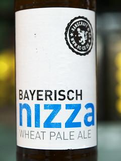 Bayerisch Nizza Wheat Pale Ale 德國巴伐利亞霓吒小麥淡艾爾啤酒 330ml 5.3%_20150702_NT$285_Germany_7021679_