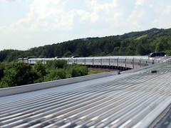 VIA Canadian (Sean_Marshall) Tags: train canadian manitoba rivers viarail