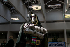 CONvergence-175 (YGKphoto) Tags: minnesota costume cosplay minneapolis convention convergence con cvg fantastic4 drdoom 2015 convergence2015