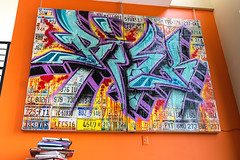 Art Piece by Risk  - @mrd1987 @mrd_1987 private collection | 2015-001 (@iseenit_RubenS | R.Serrano Photography) Tags: usa streetart art by private graffiti risk houston collection graff piece rubens mrd | 2015 texasgraffiti htx houstongraffiti graffitiimages rserrano streetartistry iseenitrubens artistmrd mrd1987