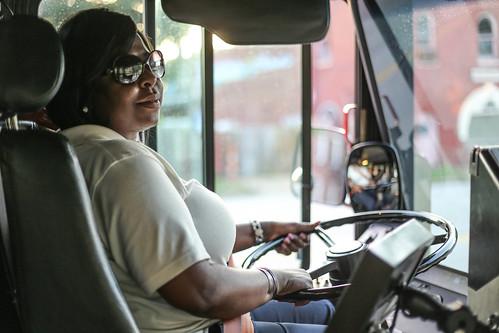 Nice Bus Driver
