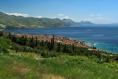 Orebic (Jan Sir) Tags: sea canon croatia more hrvatska peljesac 1740l chorvatsko orebic 400d