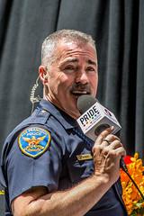 PRIDE 2015: Detective Lenny Broberg... (Prince Bart) Tags: sanfrancisco california usa digital canon eos events thecity pride bayarea dslr 7dmarkii eos7dmarkii 20150628
