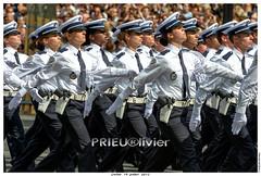 cole nationale de Police (Olivier PRIEUR) Tags: paris france french police parade franais memorialday militaire bastilleday manifestation 14juillet uniforme dfil parisien memorialdayparade crmonie uniformemilitaire dfilmilitaire 70200vrii