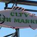 city fish market sign