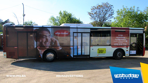 Info Media Group - Elta-Kabel, BUS Outdoor Advertising, Banja Luka 05-2015 (4)