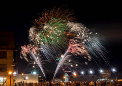 Natal Day (Vanili11) Tags: natal day fireworks harbour celebration halifax beginnerdigitalphotographychallengewinner nataldayfireworkshalifaxharbour
