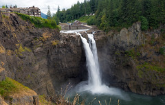 Snoqualmie Falls (gourab66) Tags: travel nature washington nikon snoqualmiefalls fallcity nikond810 nikon1635mmf4vr