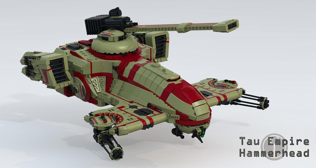 lego warhammer 40k instructions