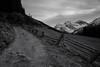 Sertigtal (GR) . 2016-12-09 (Toni_V) Tags: m2402263 rangefinder digitalrangefinder messsucher leica leicam mp typ240 35lux 35mmf14asph 35mmf14asphfle summiluxm hiking wanderung randonnée escursione sertigtal alps alpen graubünden grisons grischun switzerland schweiz suisse svizzera svizra europe davos blackwhite schwarzweiss bw monochrome fence zaun ©toniv landscape 2016 161209