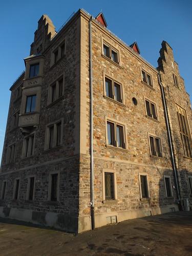 Bingen - Burg Klopp