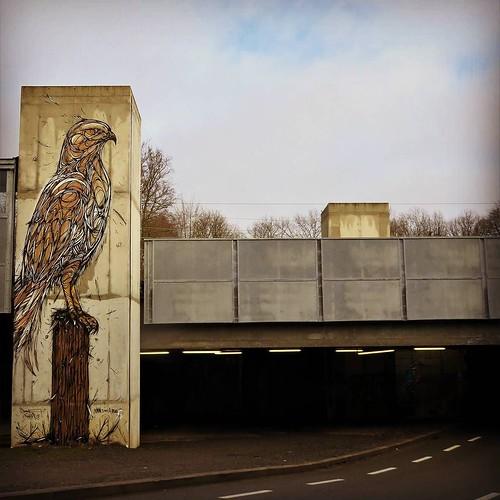 Master #dzia presenting this giant - #groenendaal #brussels #Belgium #streetart #graffiti #streetartbel #streetart_daily #urbanart #urbanart_daily #graffitiart_daily #graffitiart #streetarteverywhere #mural #wallart #bxl #ilovestreetart #igersstreetart #i