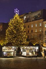 Bratislava, Slovakia - Christmas market in Hviezdoslavovo nmestie (David Pirmann) Tags: bratislava slovakia christmas market