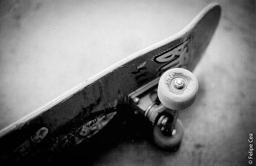 Skateboard 35mm