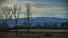 Vintage lens, vintage landscape (Jacques Borruel) Tags: tokina nature paysage montagne horizon bleu couleurs colors vintage