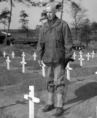 Maj. Gen. Oliver Prince Smith, USMC, Korea 1950 (Peer Into The Past) Tags: peerintothepast semperfi generaloliversmith honorthefallen 1stmarines marines usmc vintage history koreanwar