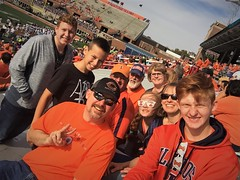 Illini (michael.veltman) Tags: family portrait veltman albrecht football game university of illinois fighting illini