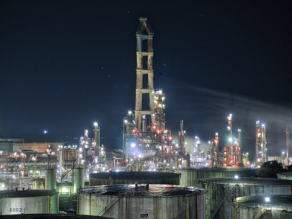 The World S Newest Photos Of Factory And 夜景 Flickr Hive Mind