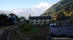 P1100972 Tolga homes (ks_bluechip) Tags: nepal trek dec2016 annapurna abc mbc landruk tolga pitamdeorali pothana