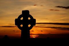 IMG_9949 Last sunset of 2016 (marinbiker 1961) Tags: fife scotland landscape church graveyard sunset outdoors
