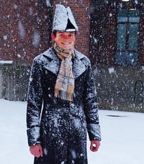 Snow Commander (Wolfram Burner) Tags: uoregon universityoforegon university oregon uofo ducks snow commander exploration college campus eugene willamette valley storm weather inclement wolfram burner