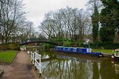 JVF_0053 (John Floyd Photography) Tags: worsley england unitedkingdom gb bridgewatercanal worsely salford lancashire canal nikon d7000 nikond7000 nikon18200mm reflection reflections reflectionporn