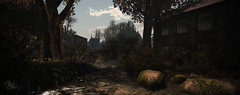Giaridini Di Vita - Quiet Creek (☀Vita Camino☀) Tags: secondlife giardini vita caminosim autumn fall slur visit rent location rustic cozy gacha 8f8 applefall