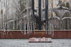 budapest trauerweide imre varga holocaust memorial (sahraguate) Tags: budapest trauerweide weepingwillow imrevarga synagoge holocaust memorial