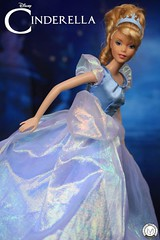 At the Stroke of Midnight, the spell will be broken... ⌚️ (PrinceMatiyo) Tags: lilyjames toyphotography mattel doll cinderella disney