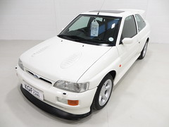 1996 Ford Escort RS Cosworth (KGF Classic Cars) Tags: ford escort cosworth luxury rs sierra sapphire kgfclassiccars turbo motorsport homologation