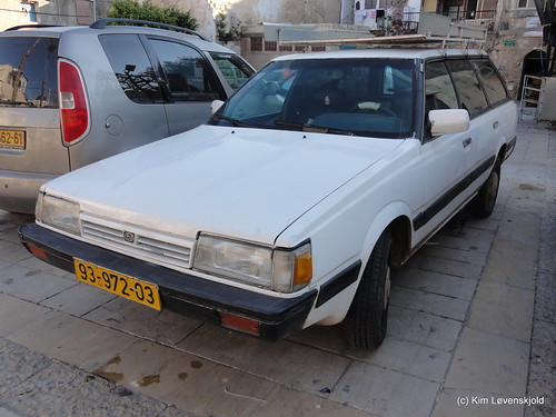 Subaru GL