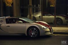 Seeing double (Mario N.V. Photography) Tags: london photography hotel via automotive mario knightsbridge nv londres bugatti luxury supercar veyron bvlgari grandsport marionv mnv nosti