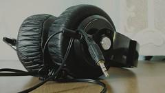 Unplugged...  #focus (Laksh Singh) Tags: music jack focus wires headphones unplugged