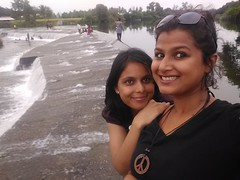 IMG_20150602_174257 (umakant Mishra) Tags: mysore krsdam karnatakatourism manmadewaterfall kaveririver balamurifalls yedmurifalls mysoresightseeing umakantmishra