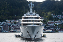 Eclipse (Aviation & Maritime) Tags: norway eclipse yacht bergen superyacht yachteclipse